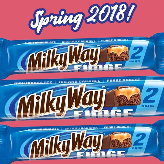 Milky Way Fudge Bar