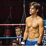 When He Looked Way Too Handsome to Be in a Boxing Ring