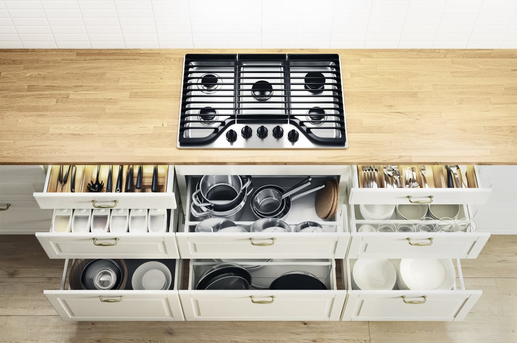 Interior Organizers Create A Space For Every Gadget And Dish In Your