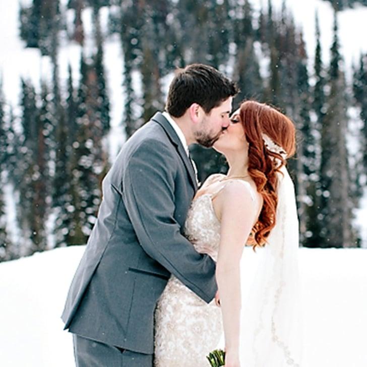 Winter Wedding Dress Ideas | Pictures | POPSUGAR Fashion