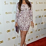 Jordin Sparks at the OK! Magazine Pre-Grammys Party
