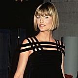 Linda Evangelista's Long Bob, 1993