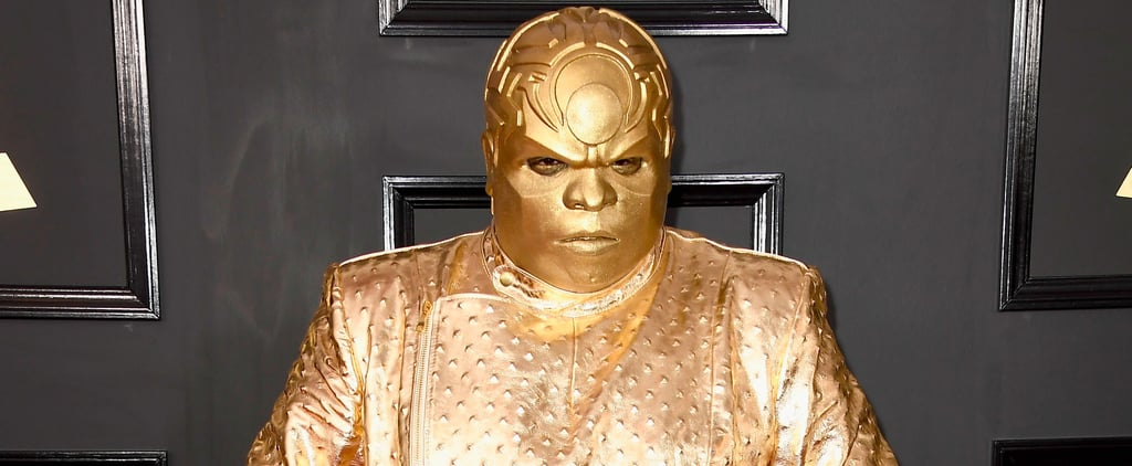 Cee Lo Green's Costume at the 2017 Grammys Memes