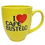 I Heart Café Bustelo Mug ($10)