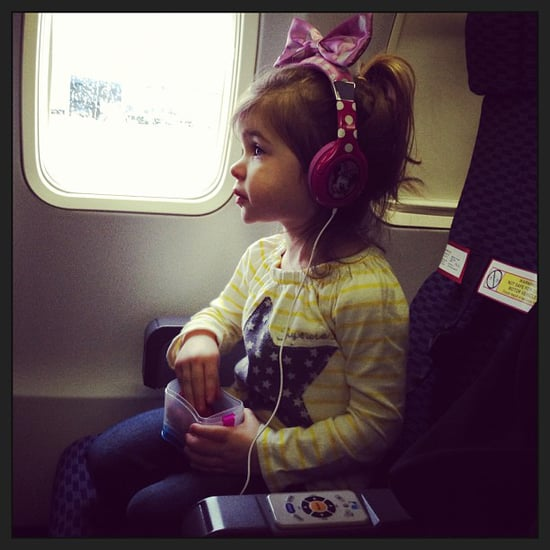 Celebrity Moms' Instagram Pictures Week of Jan. 7, 2013