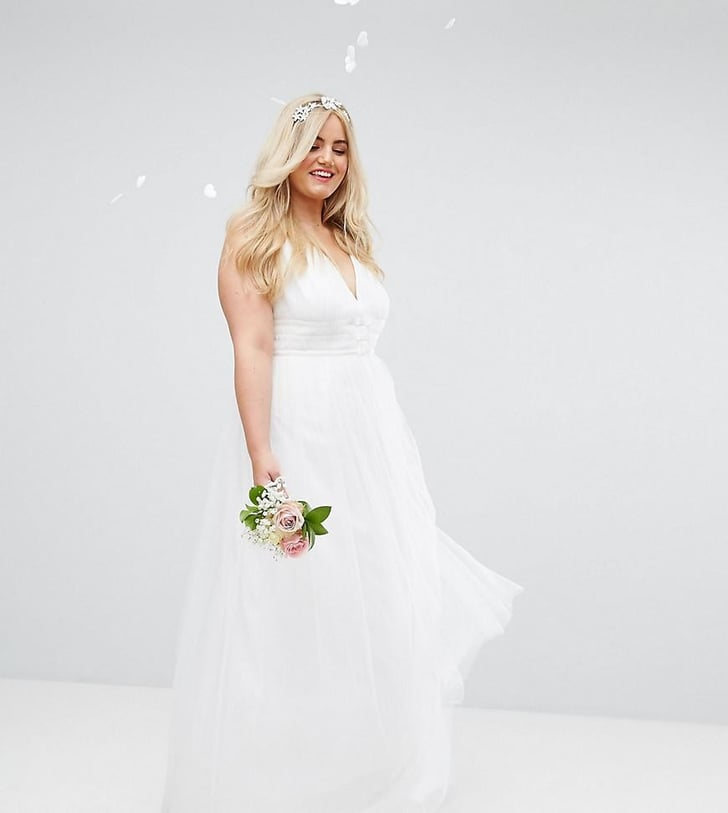 Plus-Size Wedding Dresses | POPSUGAR Fashion