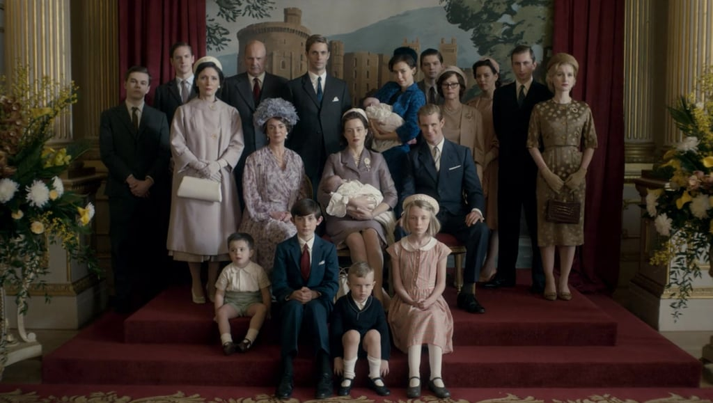 The Crown Season 3 Cast