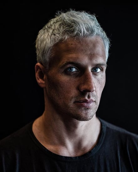 Ryan Lochte Makes A Splash With His Shocking New Olympic Hair