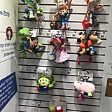 Toy Story Clip & Go Plushes