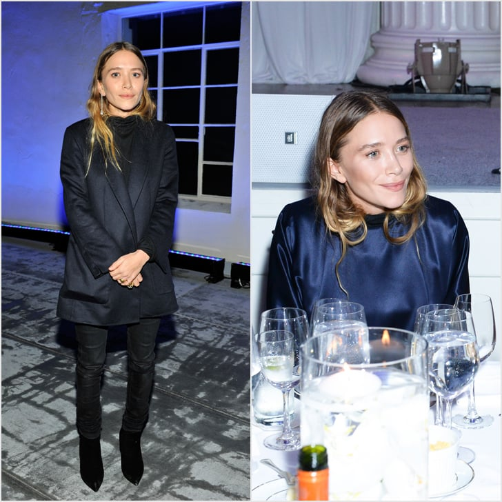 Mary-Kate Olsen's Turtleneck Style