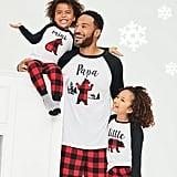 Matching Family Christmas Bear Pajamas
