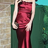 Rachel Weisz hit the red carpet for the Tokyo premiere of Oz the Great and Powerful, giving us the most elegant take on Hollywood glamour in a berry-hued Lanvin gown.