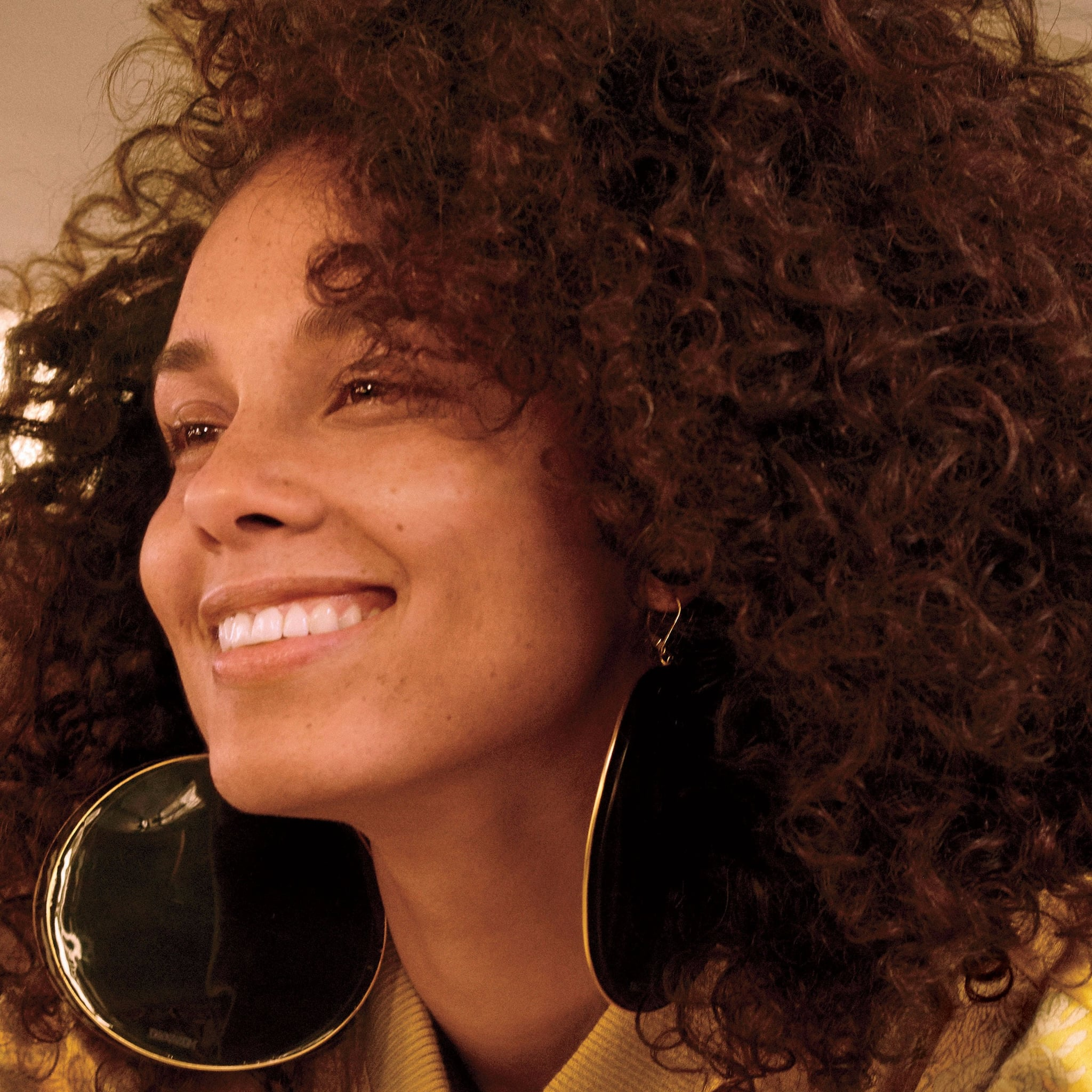 Alicia Keys Glamour Interview 2017