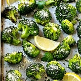 Parmesan-Roasted Broccoli