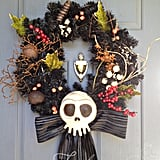 The Nightmare Before Christmas Wreath