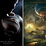 Most Compelling Reasons to Look Forward to 2013: Man of Steel and Oz The Great and Powerful