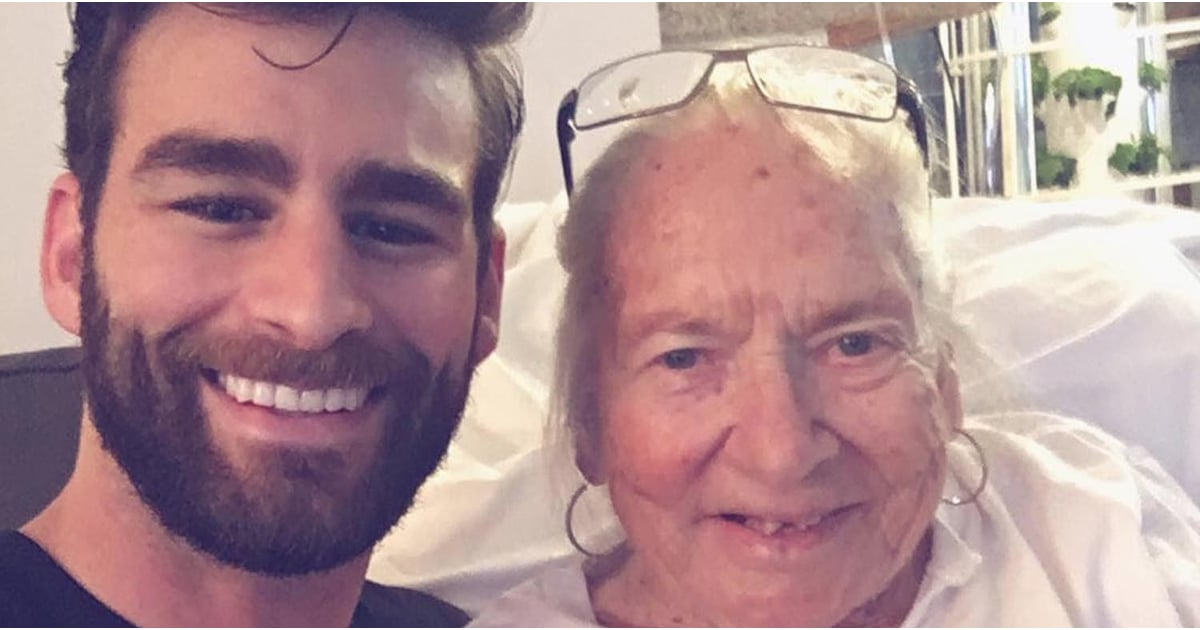 89-Year-Old Woman Who Lived With Young Man Dies  Popsugar Australia Love  Sex-1631