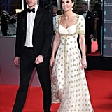 The Duke and Duchess of Cambridge at the 2020 BAFTAs in London