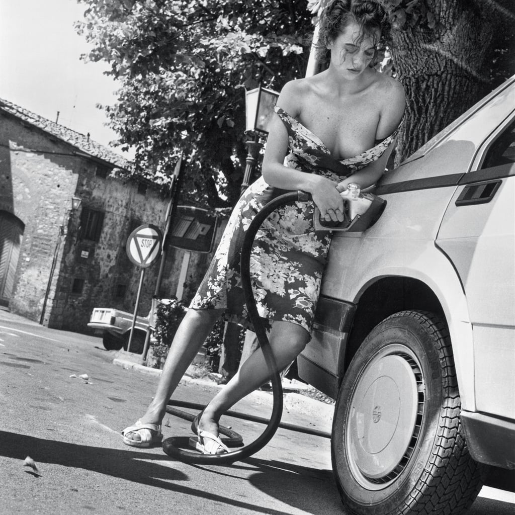Go Back in Time With Next Year's Pirelli Calendar