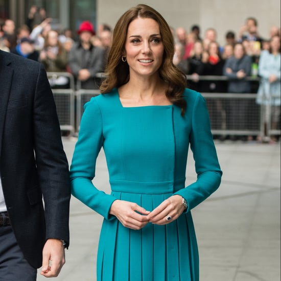 Kate Middleton's Emilia Wickstead Dress November 2018