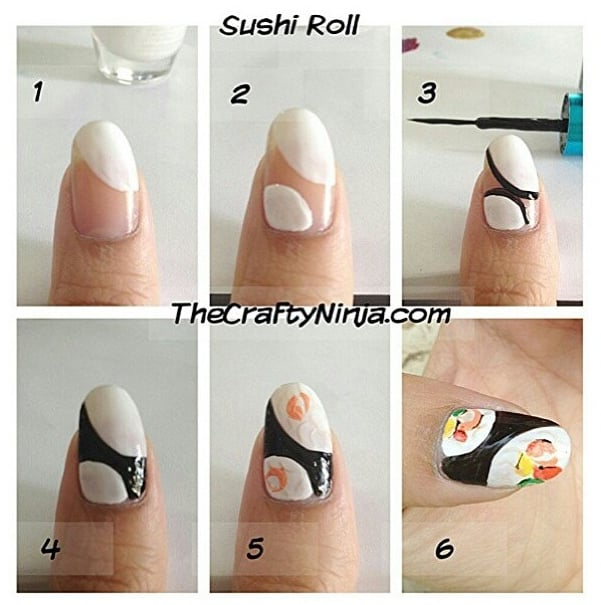 How to Sushi Roll