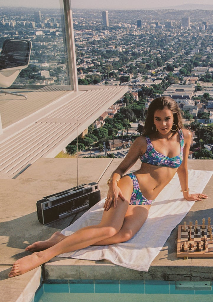 See Hailee Steinfeld and Frankies Bikinis' New Collection