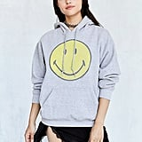 Smiley Face Hoodie Sweatshirt ($59)