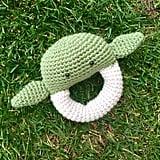 Yoda Rattle