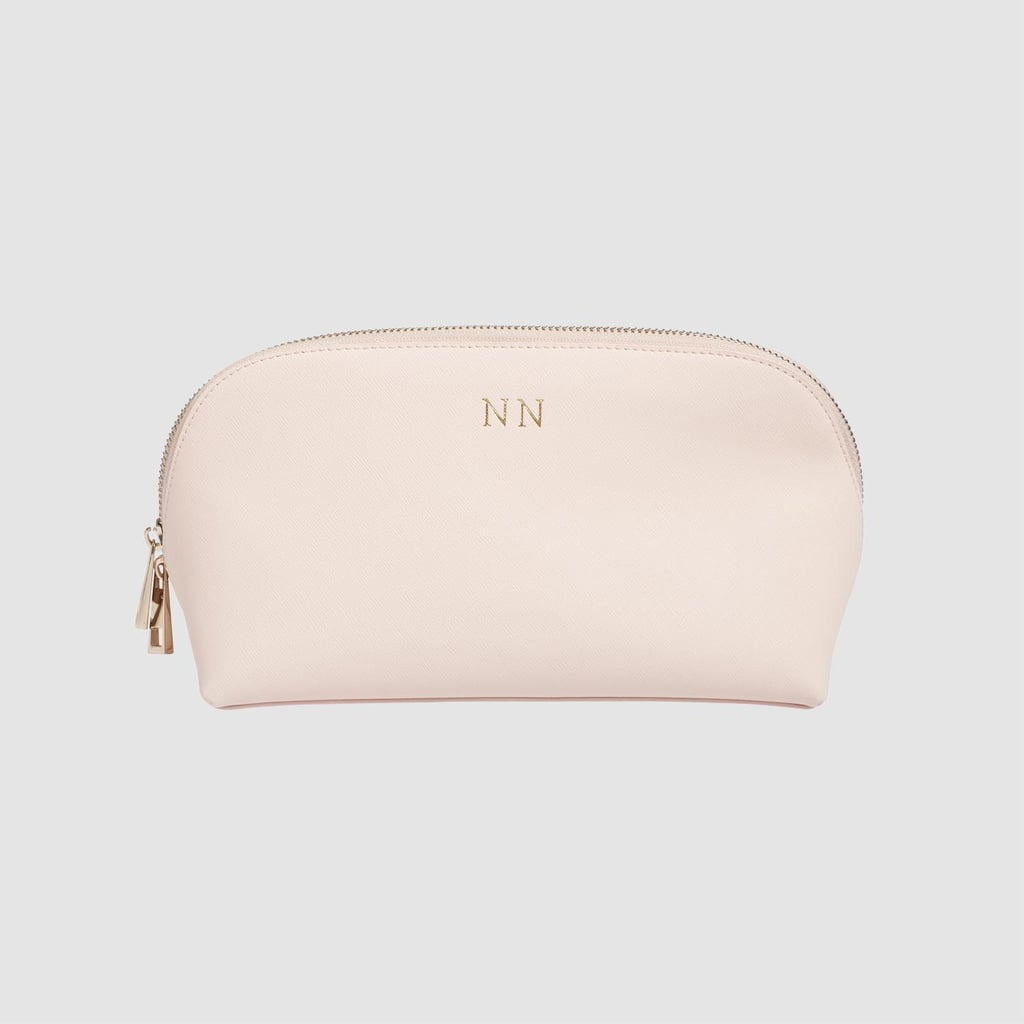 The Daily Edited Pale Pink Large Cosmetic Case, $119.95