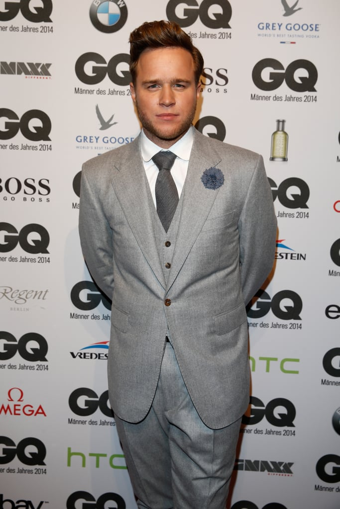 When he looked this dapper at the GQ Awards.