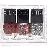 Glitter Nail Polish Set ($5)