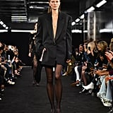 See the Alexander Wang Blazer on the Runway
