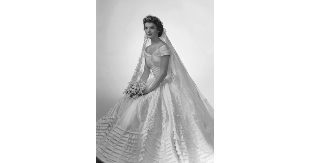 Jackie kennedy wedding dress popsugar fashion australia photo 1 junglespirit Gallery