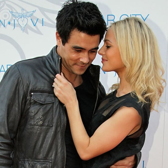 Pictures of Jessica Marais and James Stewart Together
