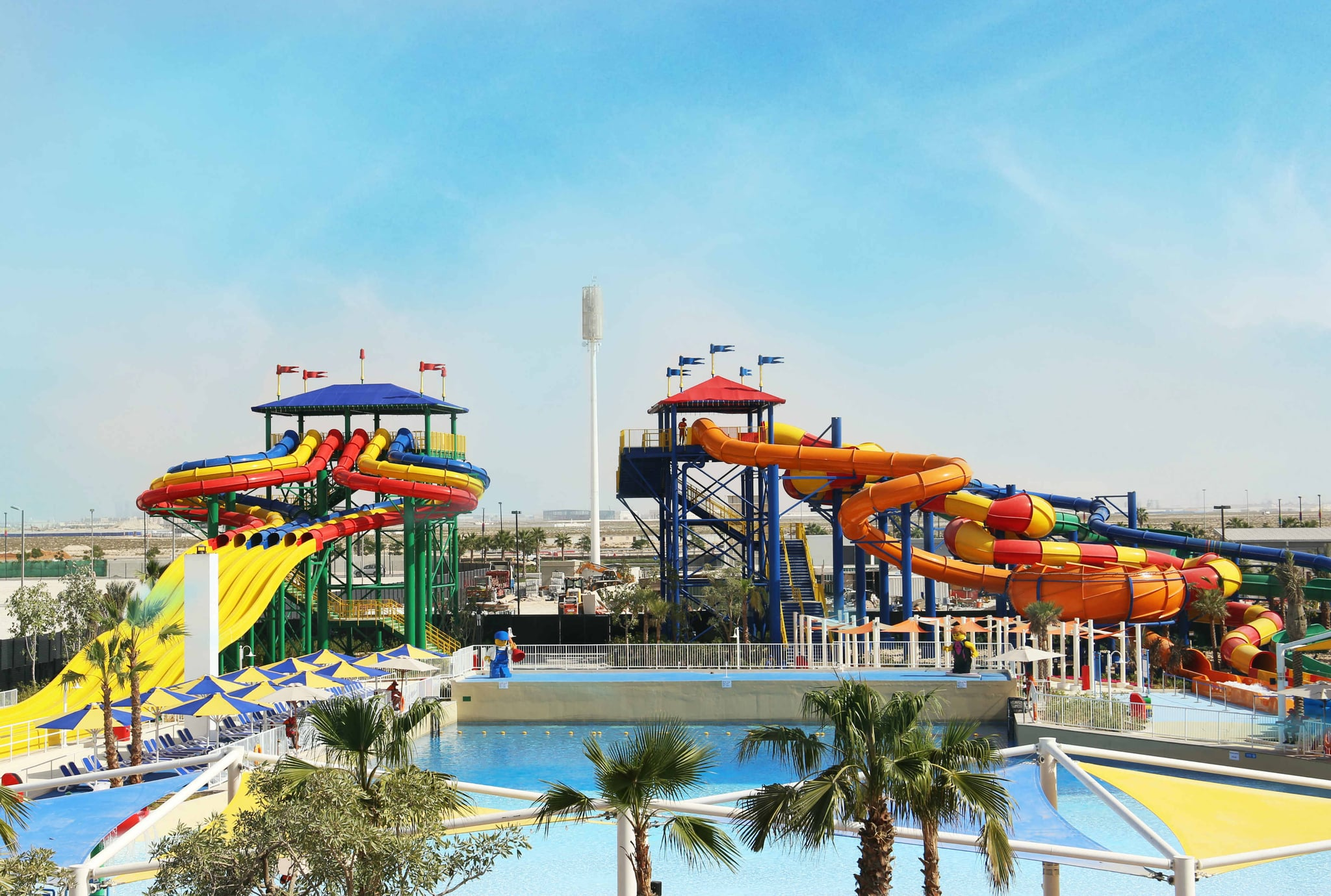 First legoland hotel in middle east opening in dubai for Top resorts in dubai
