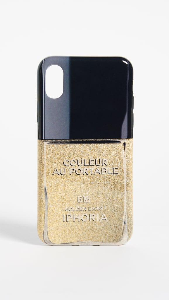 Iphoria Nail Polish iPhone X Case | What to Shop | Nov. 27, 2017 ...