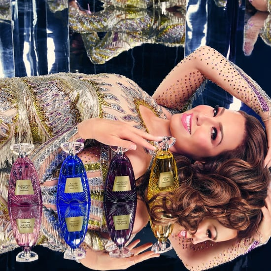 Thalia Launches New Perfume Line