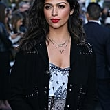 Camila Alves Just Showed You How to Wear Your Favorite Summer Trend in Winter