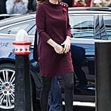 Kate Middleton at Place2Be School Leaders Forum 2017