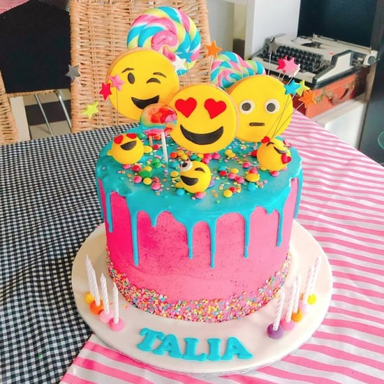 Emoji Birthday Cake Ideas