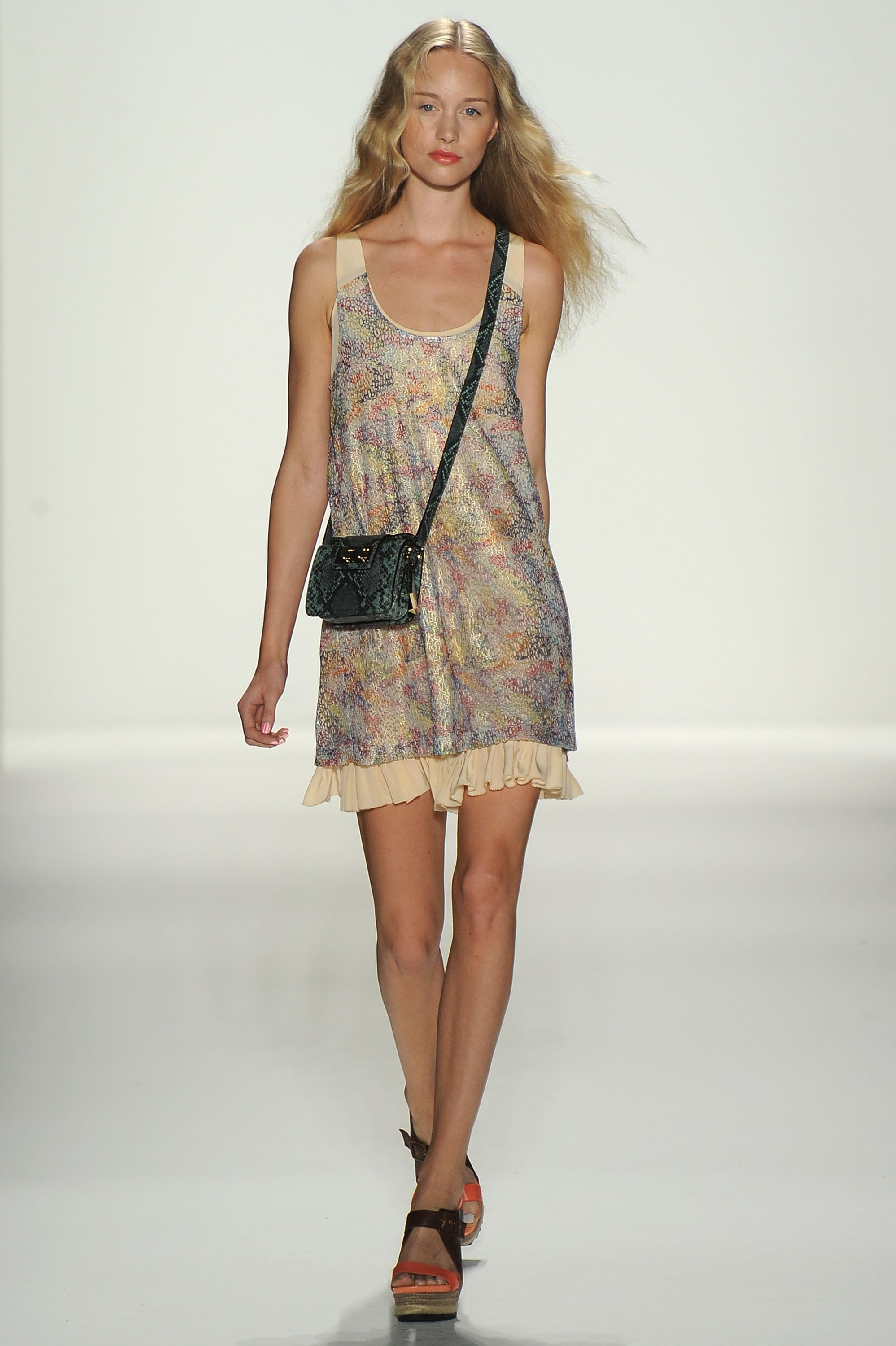 Review and Pictures of Rebecca Minkoff Runway Show at 2012 ...