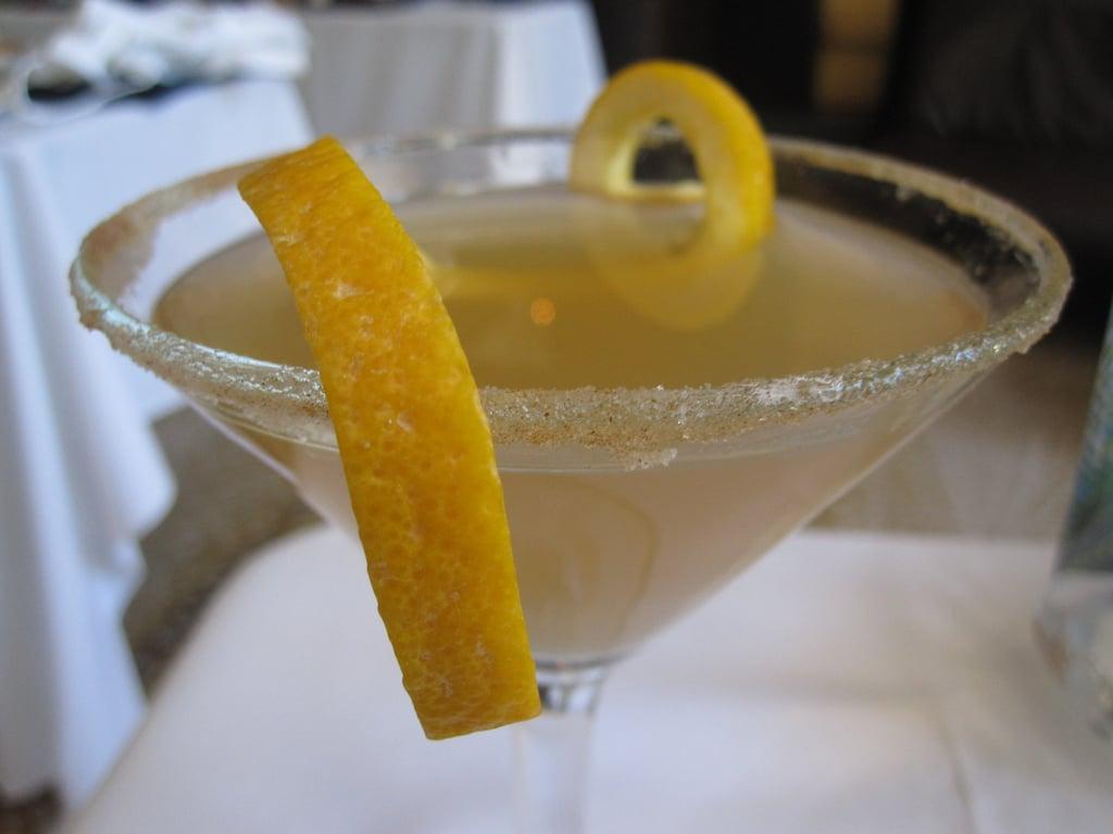 Tony Abou-Ganim's Cable Car Cocktail Recipe