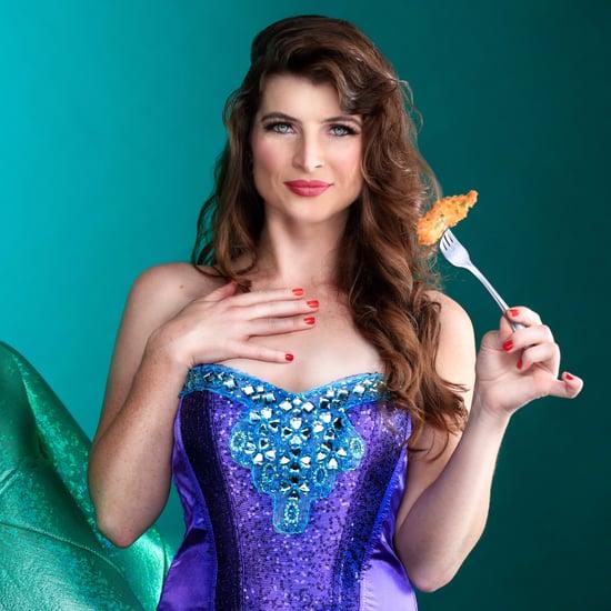 Ariel's Flounder Fish Sticks