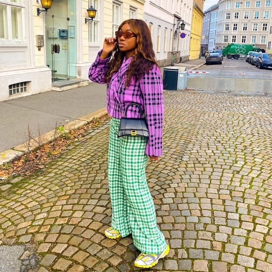How to Wear the Checkered Pants Trend and Where to Shop Them