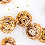 Pumpkin Sugar Swirls