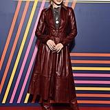 Gigi Hadid at the TOMMYNOW Tommy Hilfiger x Zendaya Show