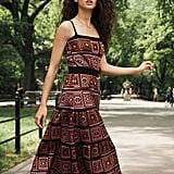 Cecilia Prado Crochet-Crafted Midi Dress