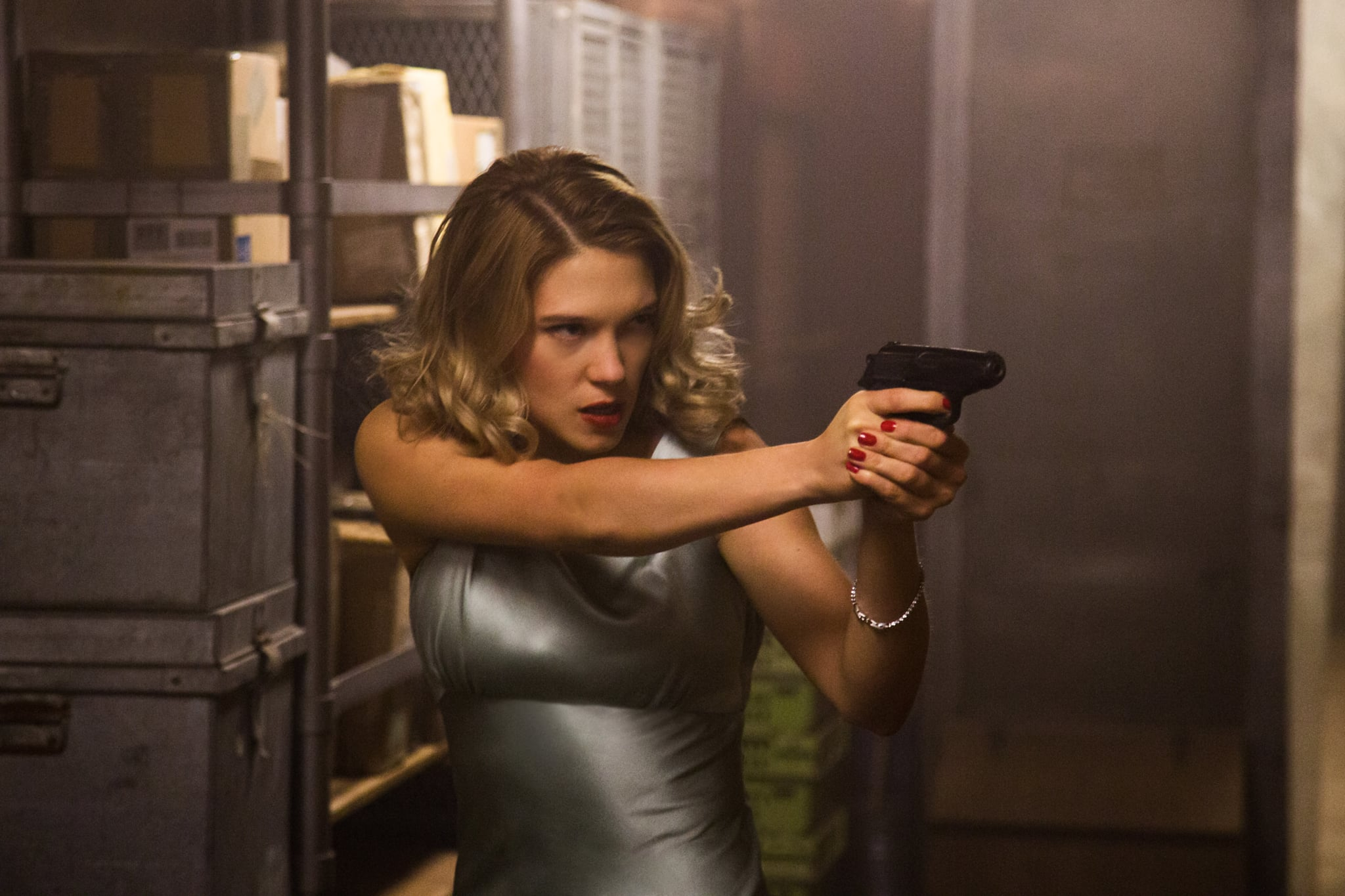 What Happened to Madeleine Swann in Spectre? | POPSUGAR Entertainment