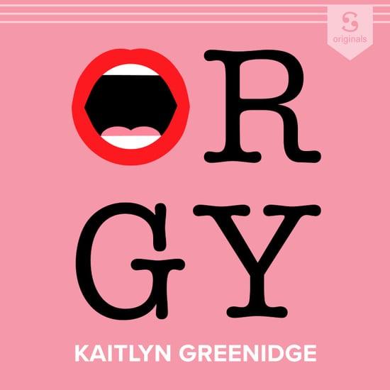 Orgy by Kaitlyn Greenidge Interview