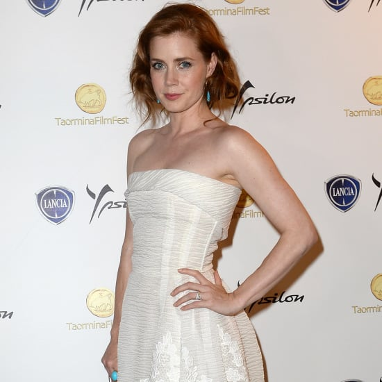 Amy Adams Man of Steel Dresses